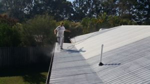 tile roof extensions