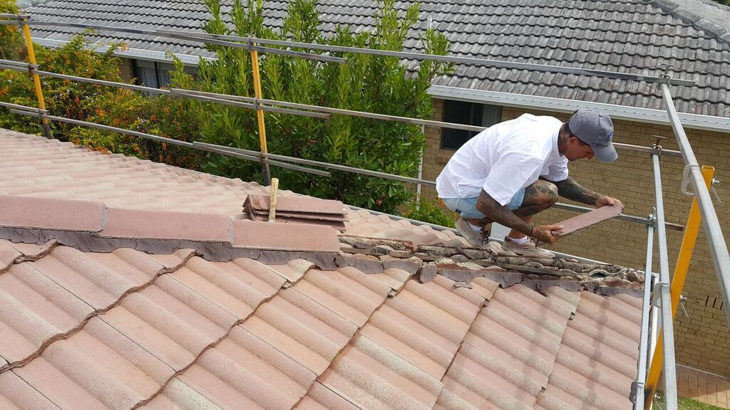 Gold Coast Roof Restoration