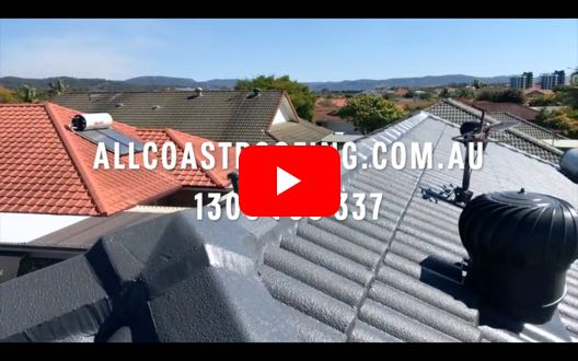 Currumbin Waters Roof Restoration
