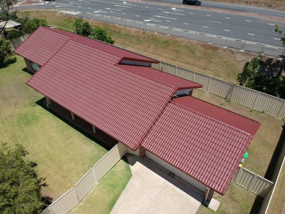 Restoring a roof